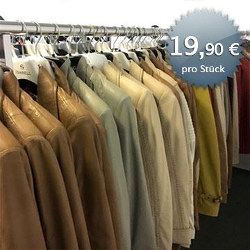 Damen Lederjacken TEXTIL ETM Textilgroßhandel